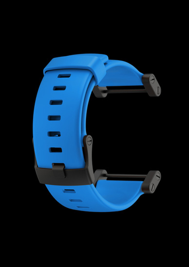 Ремешок Suunto CORE BLUE CRUSH SILICONE RUBBER STRAP (набор)
